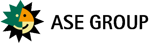 ASE English Logo