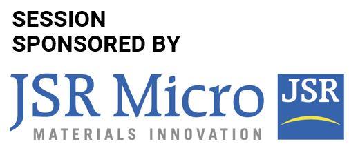 Session Sponsor JSR Micro