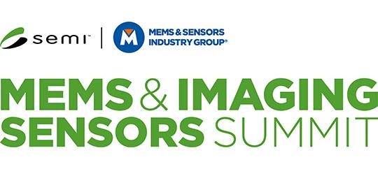MEMS & Imaging Sensors Summit Logo