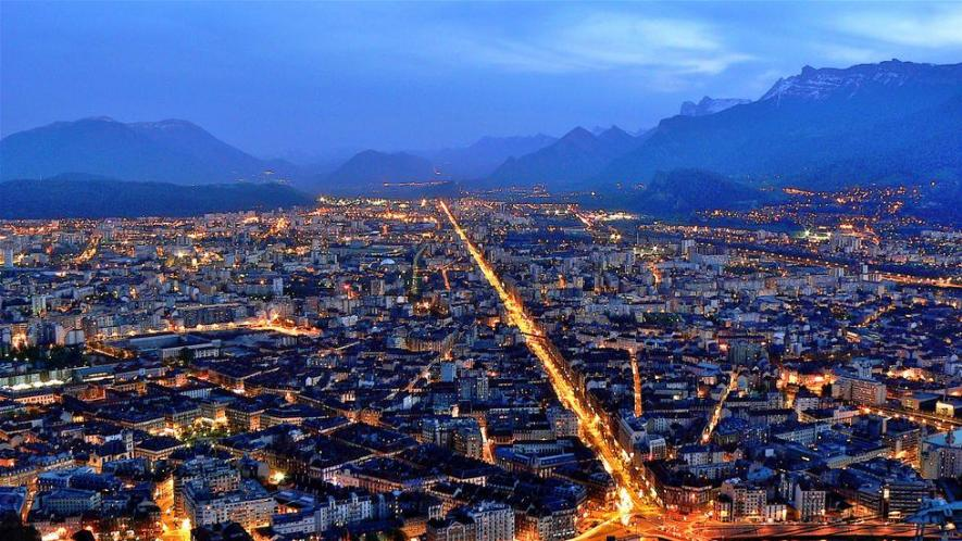 Grenoble City